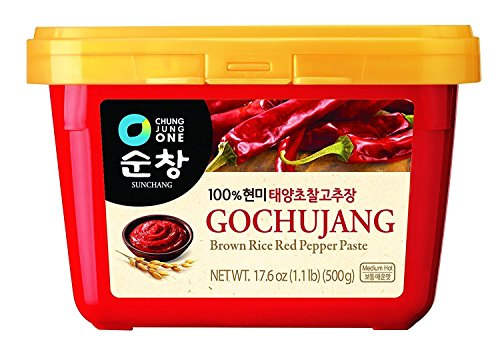 Chung Jung One Sunchang Hot Pepper Paste Gold