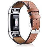 Mornex Compatible with Fitbit Charge 2 Bands Leather...