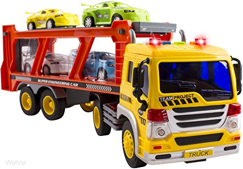 Trucks Boys Toys Age 3 : Best toy trucks for boys age deals kids
