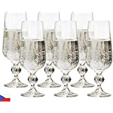 Bohemia by Circle Glass - Opera Crystalline Wine Goblet 300ml Set of 6 (Made in Czech Republic)