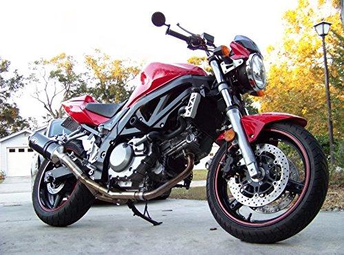 per 99/% di Moto con 7//8  22mm Manubrio Alluminio Nero Moto Specchietti Manubrio