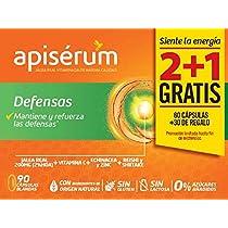 -23% de descuento en Apisérum Pack Defensas Cápsulas