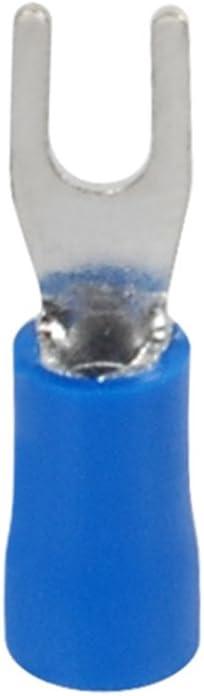Debflex 711030 10 Cosses fourche pr/é-isol/é D3 Bleu