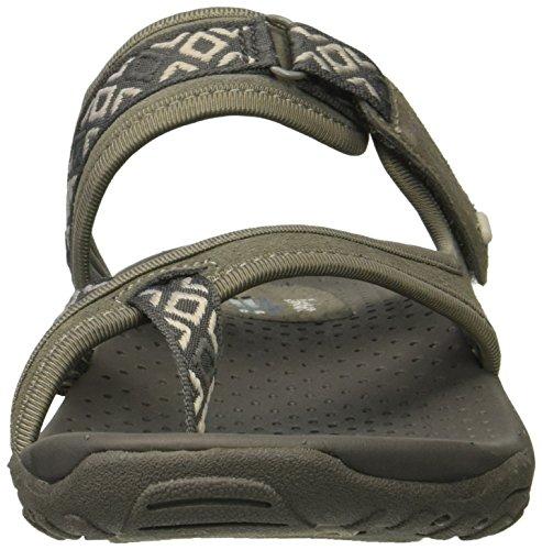 Flip Gray Flop Reggae Trailway Sandals Skechers Slop Women's wq6W4R18a8