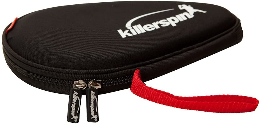 Killerspin Hard Table Tennis Paddle Bag - Ping Pong Case That Holds Up to Two Table Tennis Paddles : Table Tennis Racket Cover : Sports & Outdoors