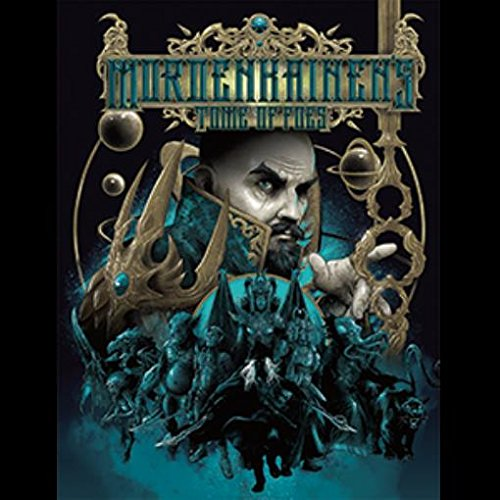 Dungeons   Dragons  Mordenkainens Tome Of Foes Alternate Cover  Limited Edition