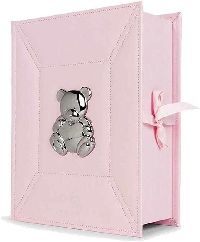 Caja Recuerdos Bebé Rosa: Amazon.es: Ropa y accesorios
