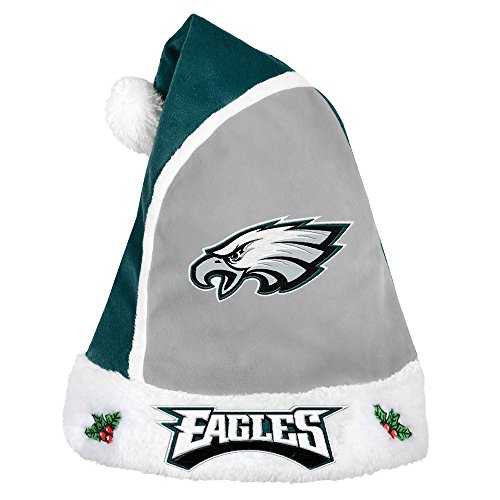 Philadelphia Eagles Holiday Santa Hat – Football Theme Hats f5388ef86