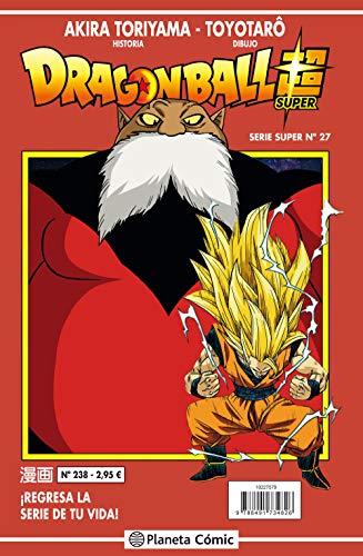 Dragon Ball Serie roja nº 238 (vol6): 222 (Manga Shonen) por Akira Toriyama,Daruma