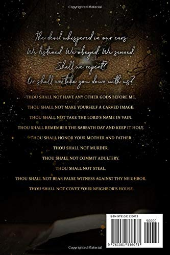 Thou Shall Not: A Dark Ten Commandments Anthology: Amazon.es ...