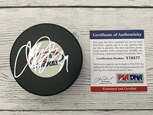 (Ryan Miller Autographed Signed Memorabilia Team Usa U.S.A Hockey Puck - PSA/DNA Authentic)