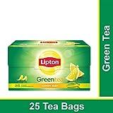 Lipton Lemon Zest Green Tea Bags, 25 Pieces, India