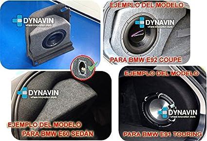 Caja ac/ústica universal para subwoofer de 8 15 250mm 18 12, Negro 200mm 300mm 12 10 380mm 450mm