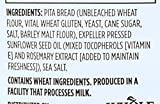 365 Everyday Value Sea Salt Pita Chips, 9 oz