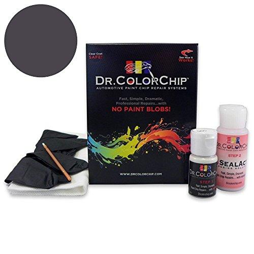 Dr. ColorChip Chevrolet Silverado Automobile Paint - Iridium Metallic/Tungsten Metallic WA121V/GXG - Basic Kit