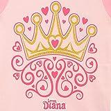 Love Diana Girls' Pajamas Pink 4