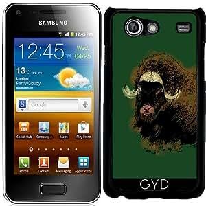 Funda para Samsung Galaxy S Advance (i9070) - Búfalo by hera56