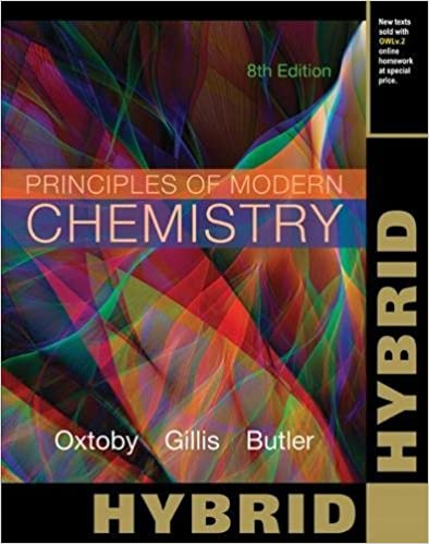 Principles of modern chemistry hybrid edition with owlv2 printed principles of modern chemistry hybrid edition with owlv2 printed access card david w oxtoby h pat gillis laurie j butler 9781305395893 fandeluxe