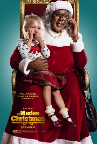 A Madea Christmas - Movie Poster - Double-Sided - Original - Advance - Version