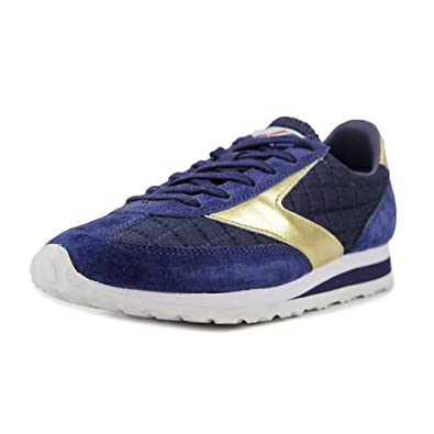 cb33c8fbe3d Brooks Heritage Women s Vanguard Peacoat Navy Gold Sneaker 6.5 B ...