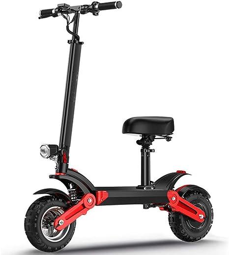 LTLSF Mini Bicicleta De Montaña Eléctrica Plegable, Impermeable ...