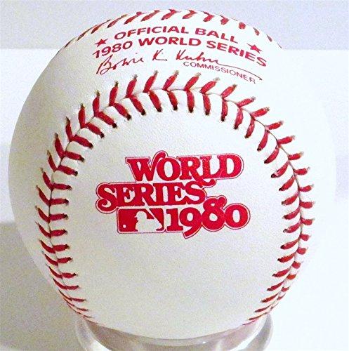 Rawlings 1980 Official World Series Game Baseball