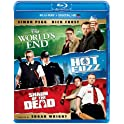 The World's End / Hot Fuzz / Shaun of the Dead Trilogy Blu-ray