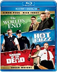 Shaun of the Dead / Hot Fuzz / The World's End Trilogy [Blu-