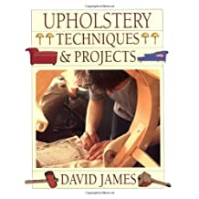 Upholstery Techniques & Projects
