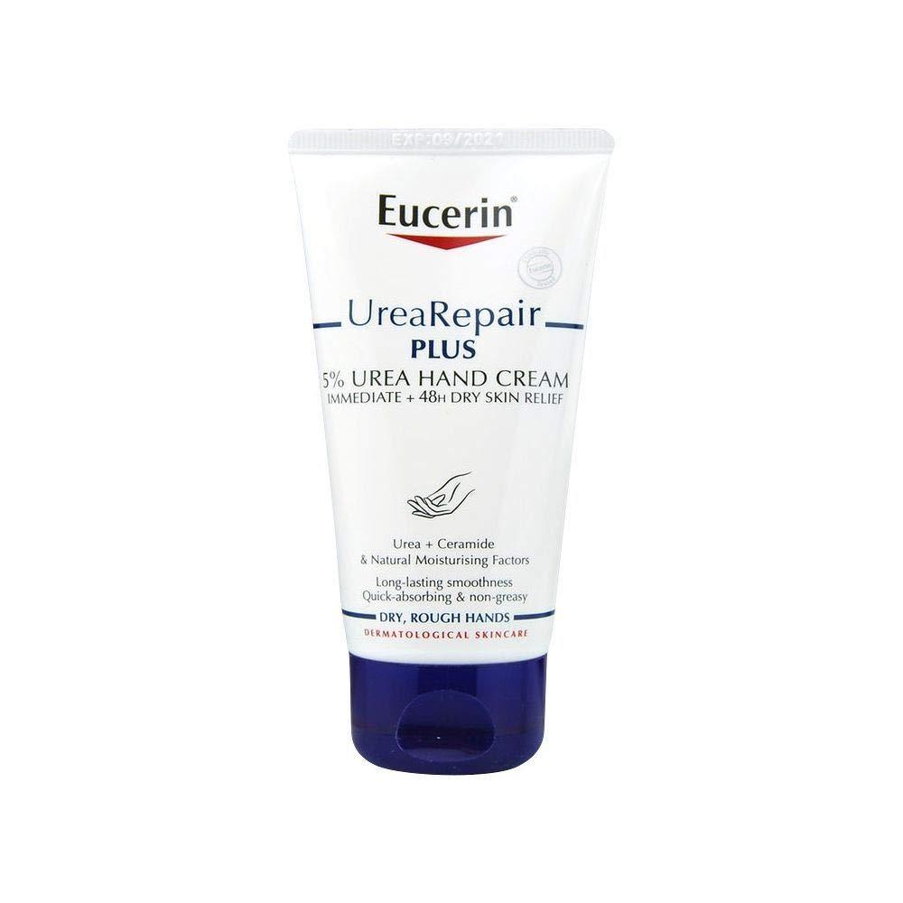 Eucerin Dry Skin Intensive Hand Cream - 5% Urea 75ml