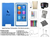 Apple iPod Nano 16GB Blue with Accessories (8th Generation)
