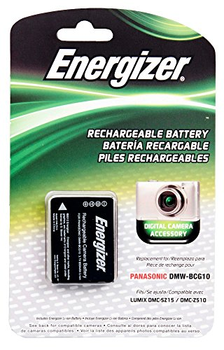 Energizer ENB-PG10 Digital Replacement Battery DMW-BCG10 ...
