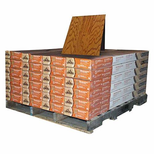 Millstead Oak Spice 3/8 in. Thick x 4-1/4 in. Wide x Random Length Engineered Click Hardwood Flooring (480 sq. ft. / pallet)