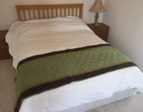 quilted bed runner - 6