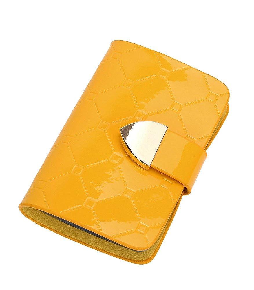 LXJ ACCESSORY レディース  Yellow-grid B078SW3184