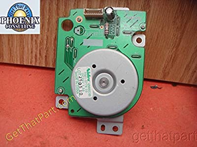 Fusing Drive Assembly with motor - (Duplex) - CLJ CP3525 / CM3530 series by HP