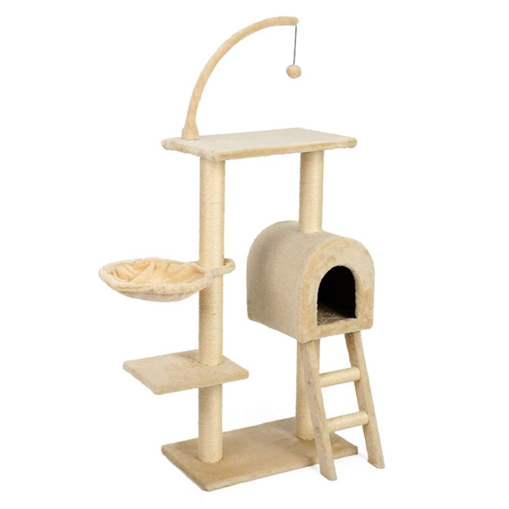 Daoxiang Cat tree, cat apartment with hammock, cat tower, cat house cat toy