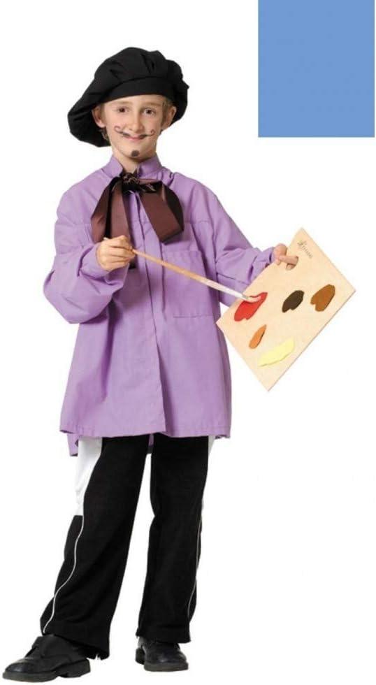 Disfraz pintor Picasso niño. Talla 5/6 años.: Amazon.es: Juguetes ...