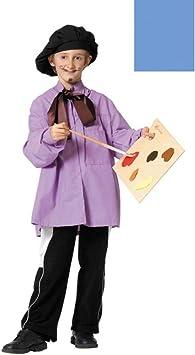 Disfraz pintor Picasso niño. Talla 5/6 años.: Amazon.es: Juguetes y ...