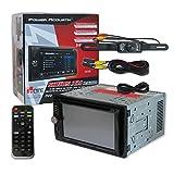"""Best POWER ACOUSTIK Backup cameras - Power Acoustik PD-625XB 6.2"""" Double DIN Car audio Review"""