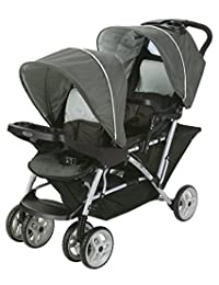 Graco DuoGlider Click Connect Stroller, Glacier BOBEBE Online Baby Store From New York to Miami and Los Angeles