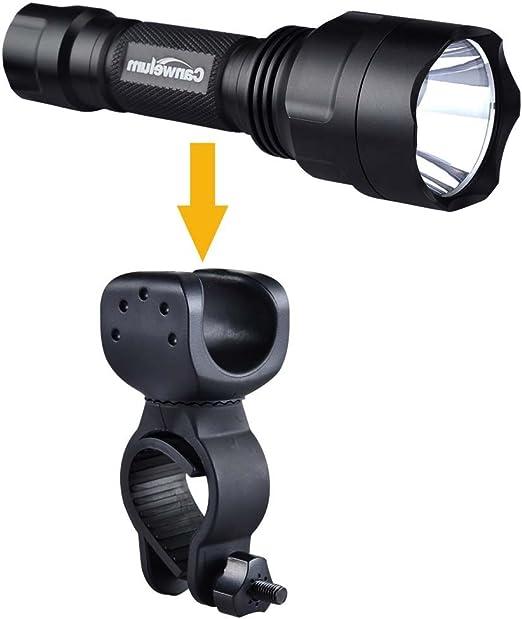 Fahrrad Licht Taschenlampe Taschenlampe Halterung Fahrradzubehör für*GoprYRDE