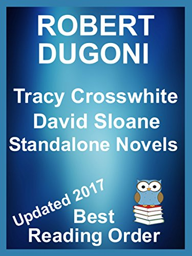 Robert Dugoni Summaries And Checklist - Tracy Crosswhite