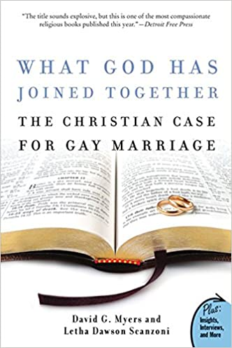 Homosexual marriage debate questions about god