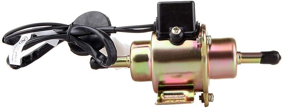 Nrpfell Pompa Carburante per Veicolo Elettrico 12V EP500-0 EP5000 EP-500-0 035000-0460 EP-500-0