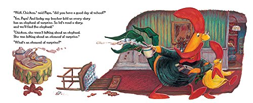 Interrupting Chicken and the Elephant of Surprise by Candlewick (Image #2)