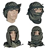 M-Tac Shemagh Tactical Desert Head Neck Scarf Men