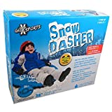 Snow Dasher 38-inch Inflatable Winter Sledding Snow