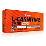 Olimp L-Carnitine 1500 Extreme Mega Capsules - Capsules by OLIMP by Olimp Labs