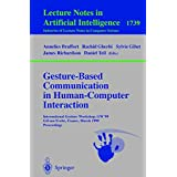 Gesture-Based Communication in Human-Computer Interaction